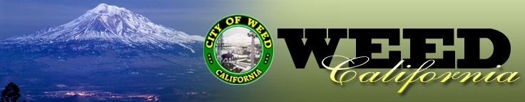 City of Weed, California